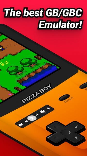 Pizza Boy GBC Pro