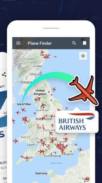 Plane Finder – Flight Tracker