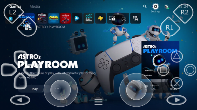 PSPlay: Unlimited PS Remote Play (MOD, Patched)