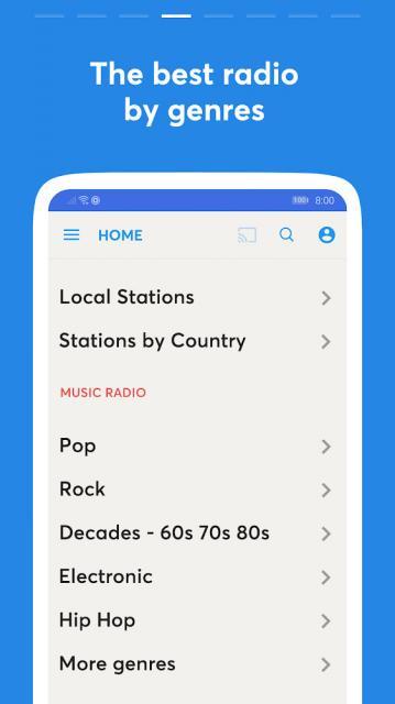 Radio Replaio (MOD, Premium Unlocked)