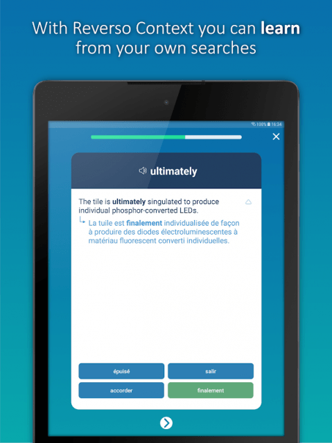 Reverso Translate and Learn (MOD, Premium Unlocked)