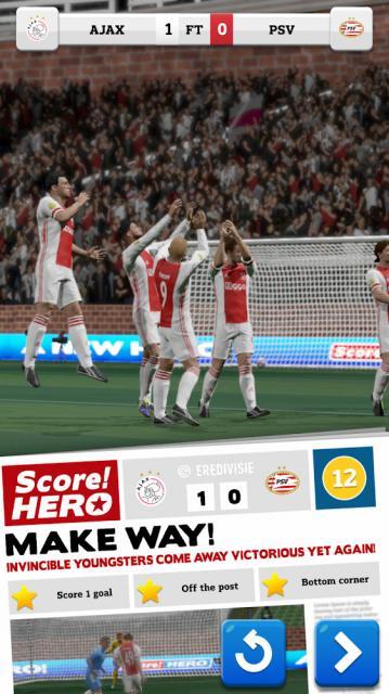 Score! Hero 2 (MOD, Unlimited Money/Lives)