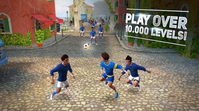 SkillTwins: Soccer Game (MOD, All Unlocked)