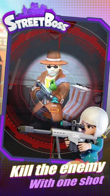 Street Boss: Shootout (MOD, Unlimited Money/VIP)