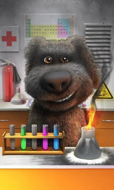 Talking Ben the Dog (MOD, Unlocked / Unlimited Viles Colors)