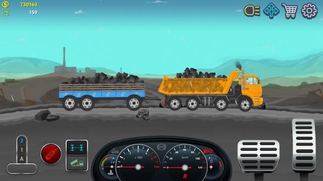 Trucker Real Wheels – Simulator (MOD, Unlimited Money)