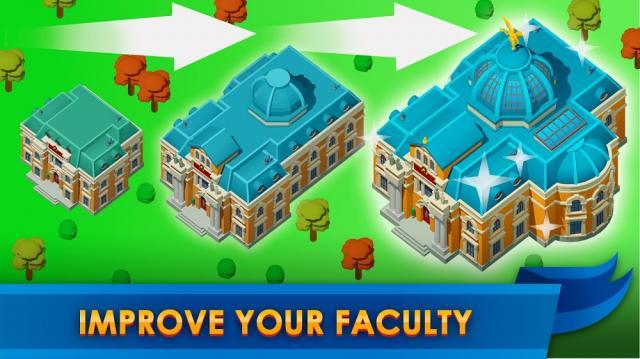 University Empire Tycoon (MOD, Unlimited Money)