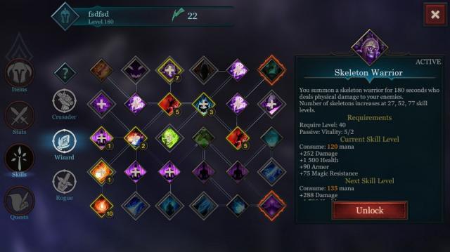 Vengeance RPG (MOD, Unlimited Money)