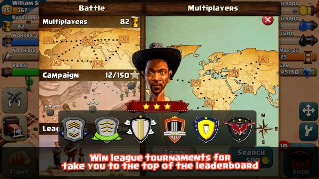 War Wild West (MOD, Unlimited Money/Resources)