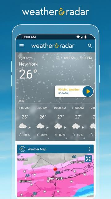 Weather & Radar USA (Pro)