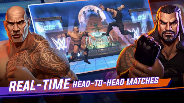 WWE Undefeated (MOD, Energy/Dumb Bot)
