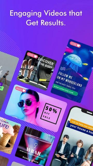 AdDirector: Video Maker for Business (MOD, Premium Subscription)