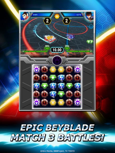 Beyblade Burst Rivals (MOD, Unlimited Money)