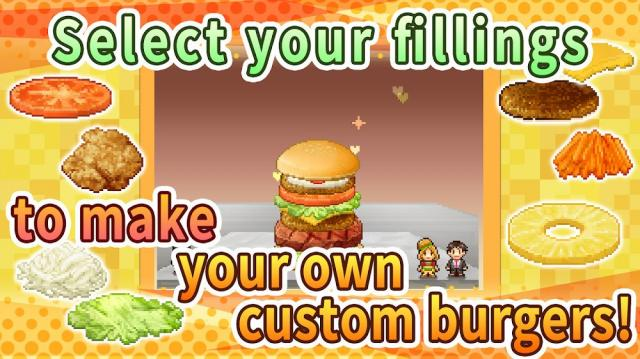 Burger Bistro Story (MOD, Unlimited Money/Points)