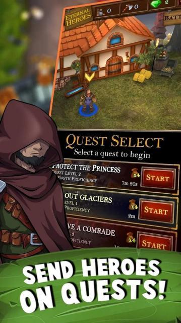 Castle Fusion Idle Clicker (MOD, Merge Hack)