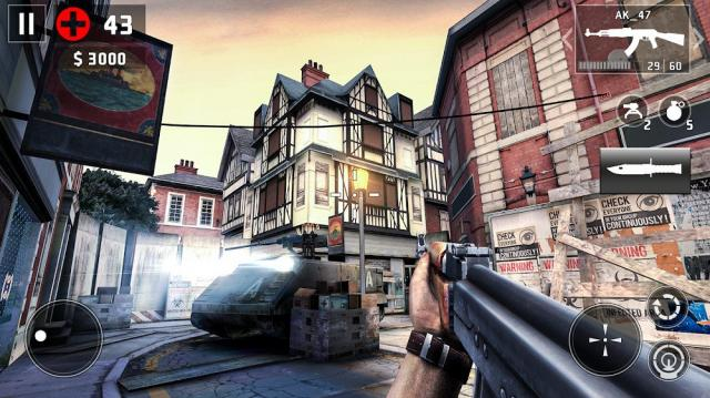 DEAD TRIGGER 2 (MOD, Unlimited Ammo)