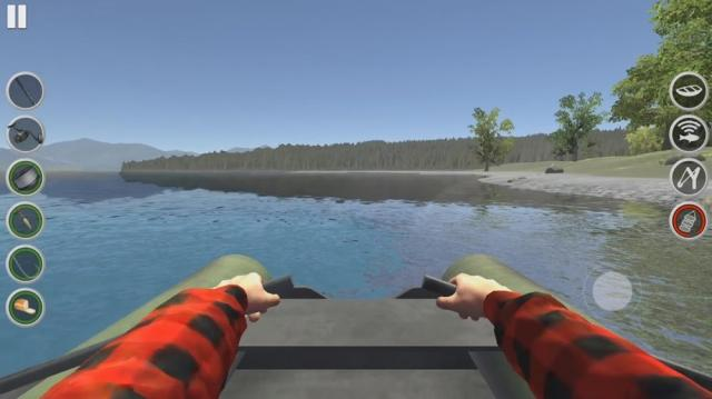 Hack Ultimate Fishing Simulator (MOD Tiền vô hạn) 2.34