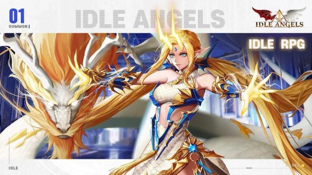 Idle Angels (MOD, Free Reward)