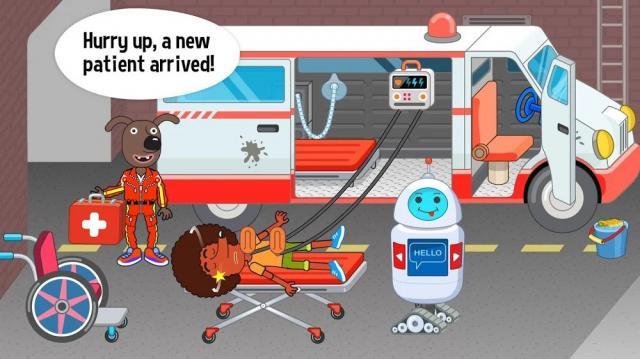 Pepi Hospital: Learn & Care (MOD, Unlocked All)
