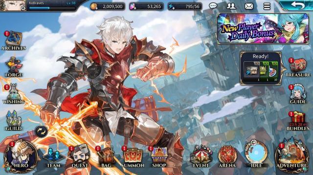 Shining Beyond (MOD, High Damage/Defense)
