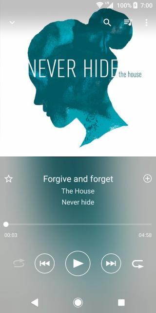 Sony XPERIA Music