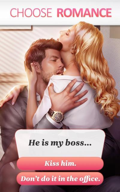 Whispers: Interactive Romance Stories (MOD, Unlocked Chapters/Premium Stuff)