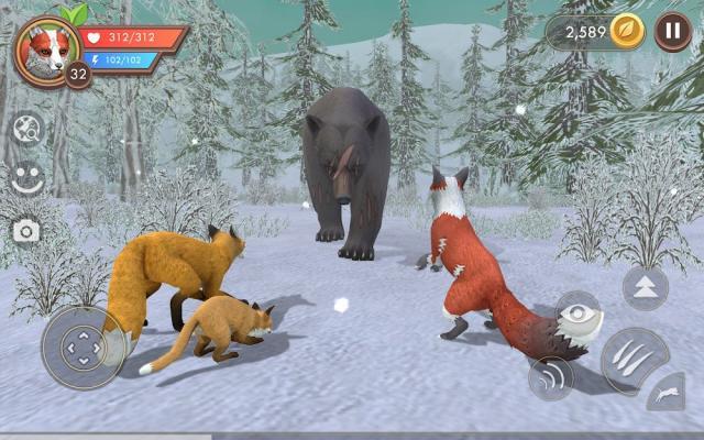 WildCraft: Animal Sim Online 3D