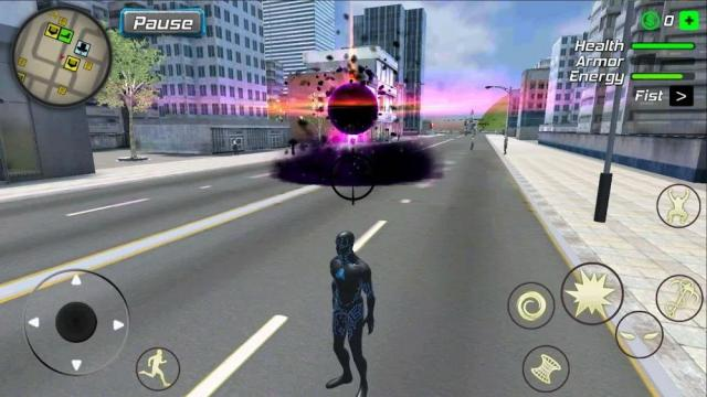 Black Hole Hero