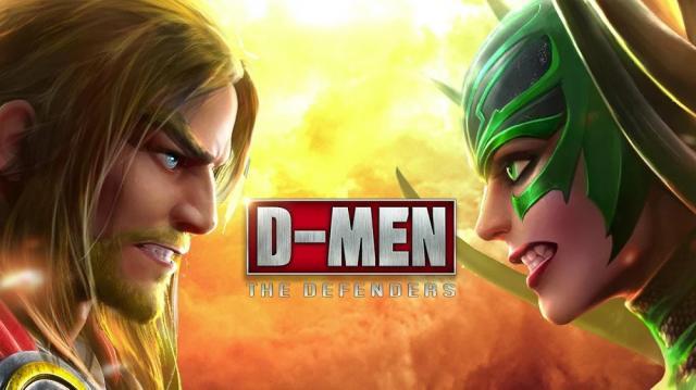 D-MEN: The Defenders