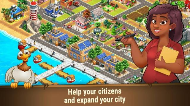 Farm Dream – Village Farming Sim