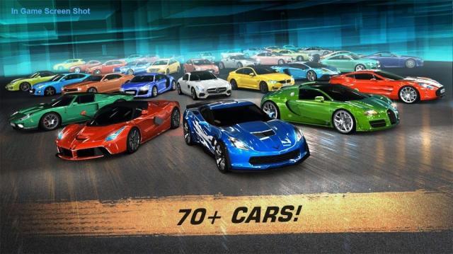 GT: Speed Club
