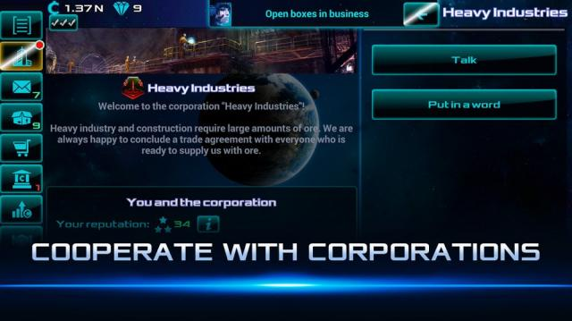 Idle Space Business Tycoon (MOD, Unlimited Money)