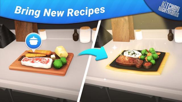 Kitchen Nightmares: Match & Renovate
