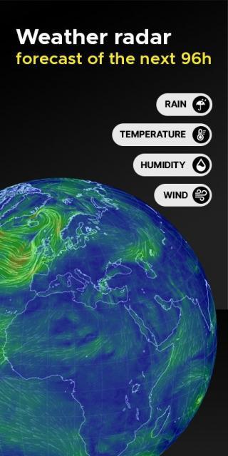 Overdrop – Storm Radar & Hyperlocal Weather
