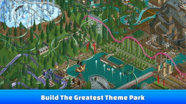 RollerCoaster Tycoon Classic (MOD, Free Shopping)