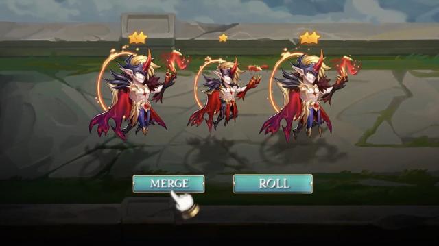 Summoner Defense: Merge Kingdom