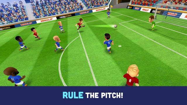 Tải Mini Football (MOD, Dumb Enemy/Chạy cực nhanh) 1.5.10