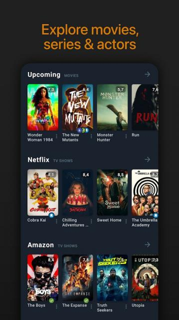 Moviebase: Manage Movies & TV Shows v3.1.0 APK + MOD (Premium Unlocked) Download